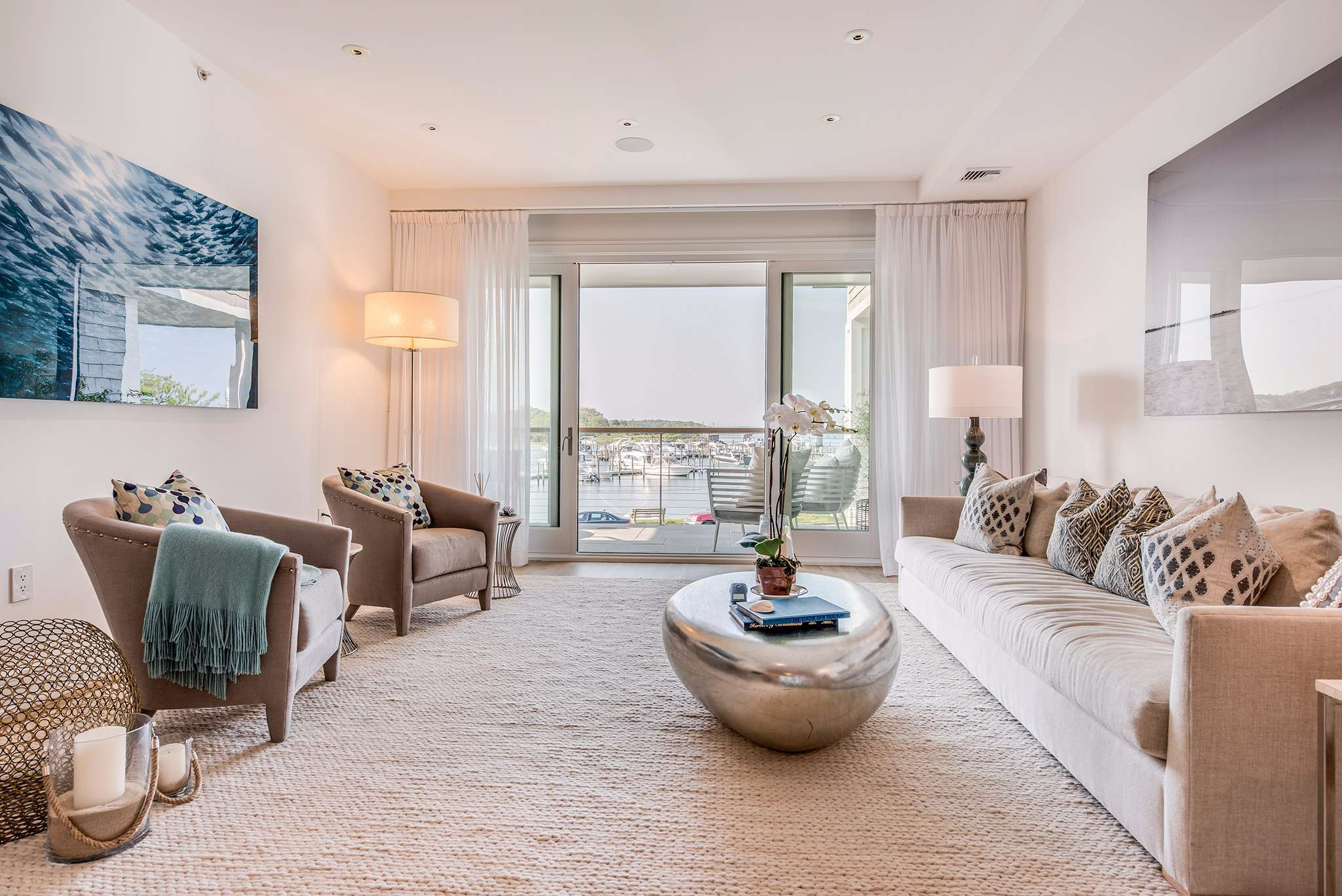 Condominium for Sale at Harbor's Edge - Resort Lifestyle In Sag Harbor 21 West Water Street, 2e, Sag Harbor, New York